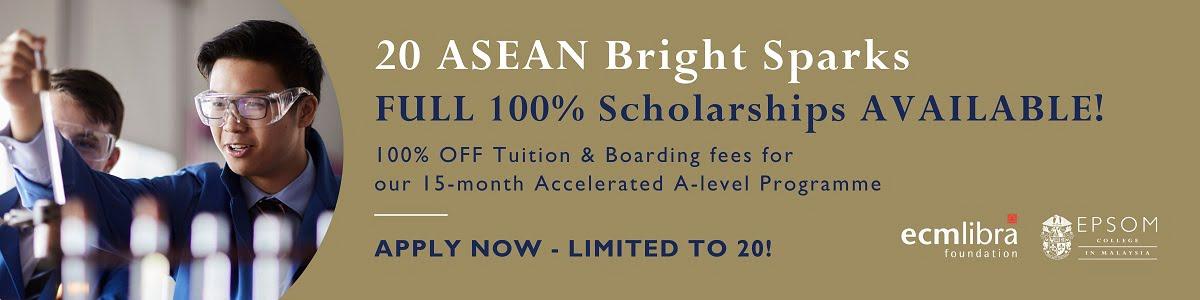 Epsom College scholarship