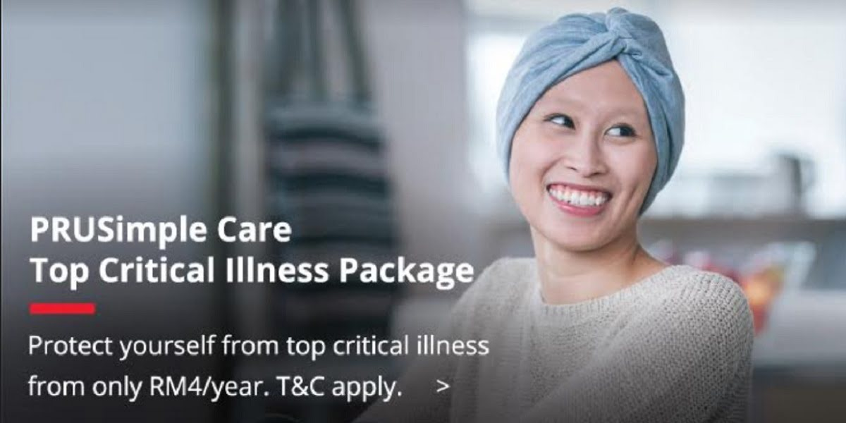 PRUSimple Care Critical Illness