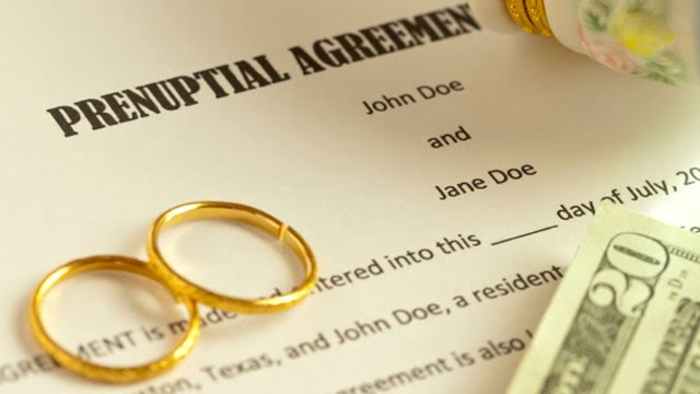 Heres How A Prenuptial Agreement Protects You Financially Imoney