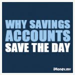 Why Savings account Save the day