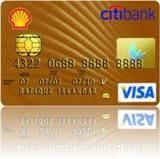 Shell-Citi Gold Credit Card