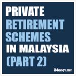 PRS (Part 2): Private Retirement Schemes Terminology