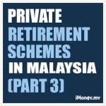 Private Retirement Schemes Part 3 - The Big Picture