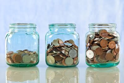 savings jars image