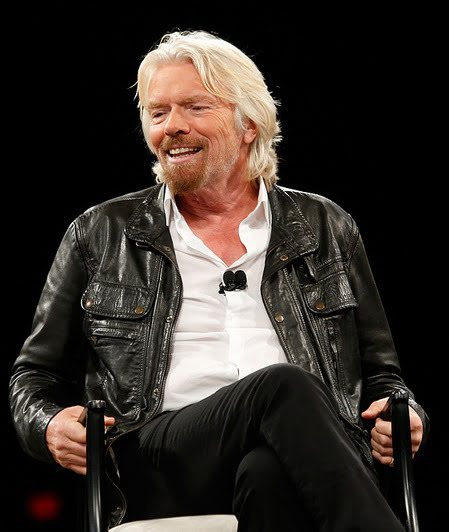 Richard Branson CA World