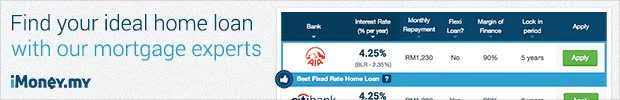 home loan banner ad