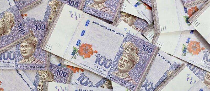 Malaysian Ringgit Shows Signs Of Improvement