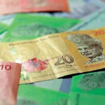 Ringgit Falls To 3.7 Against US Dollar