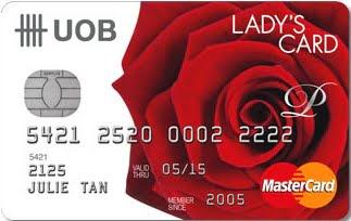 UOB Lady's Classic Card