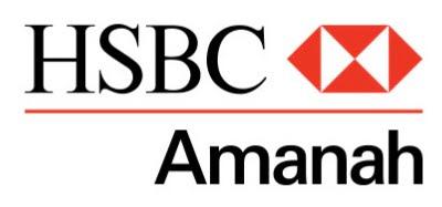 HSBC Amanah Personal Financing-i