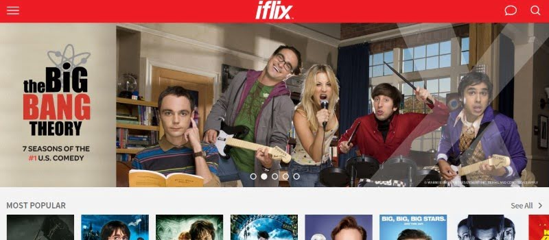Why iflix Can Satisfy All Your TV Cravings | iMoney