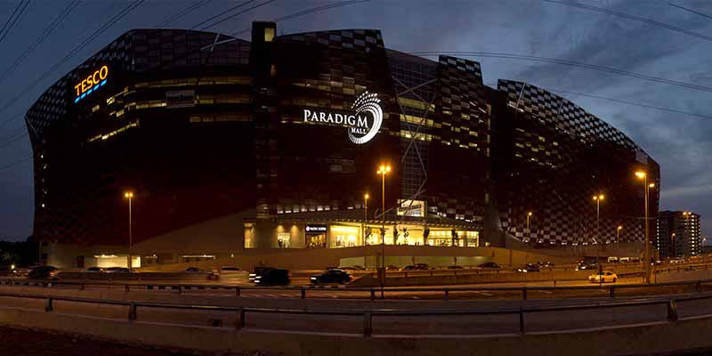 WCT Of Paradigm Mall Planning To Go The REIT Way