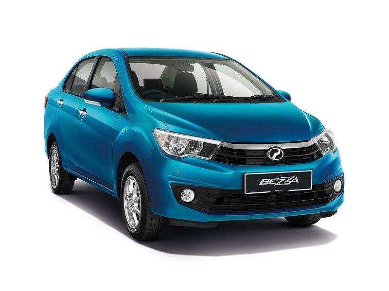 Perodua-Bezza-1.3-Premium-Front