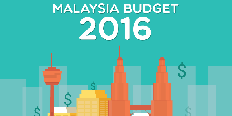 Malaysia Budget 2016: The Key Highlights [Infographic]