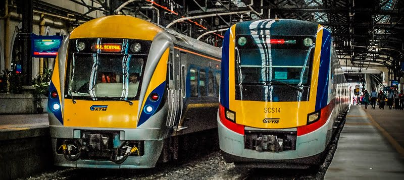 KTM & LRT Fares Up In December
