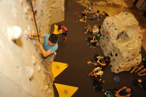 Image from: Camp5 Indoor Climbing Gym.