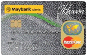 Maybank Islamic MasterCard Ikhwan Platinum Card