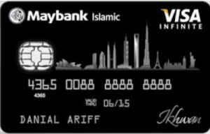 Maybank Islamic Visa Infinite