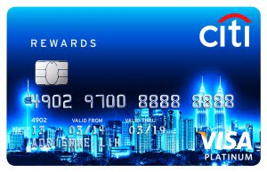 citibank rewards platinum