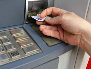 pay tax at atm