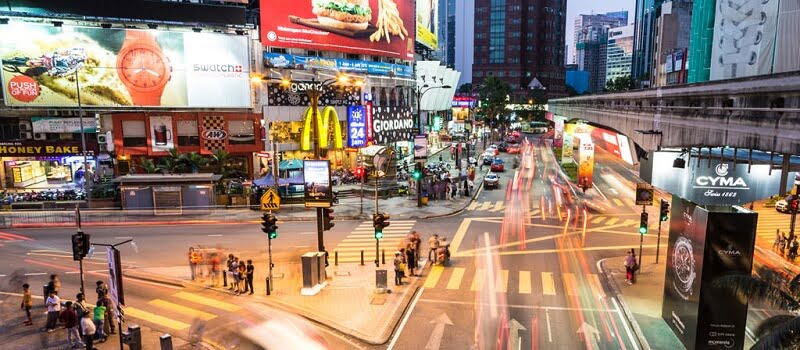 The Cheapest Places To Park Your Car in Bukit Bintang