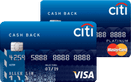 Citibank Cash Back Platinum