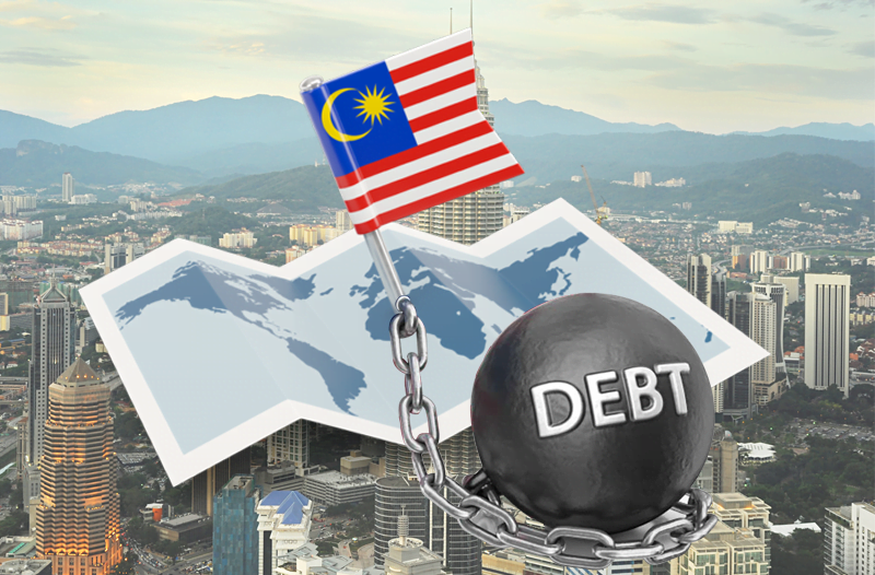 Household Debt Increased To 89.1% In 2015