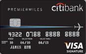 Citibank PremierMiles Visa Signature