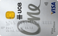 UOB ONE Card Platinum