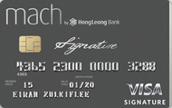 Mach Signature Card