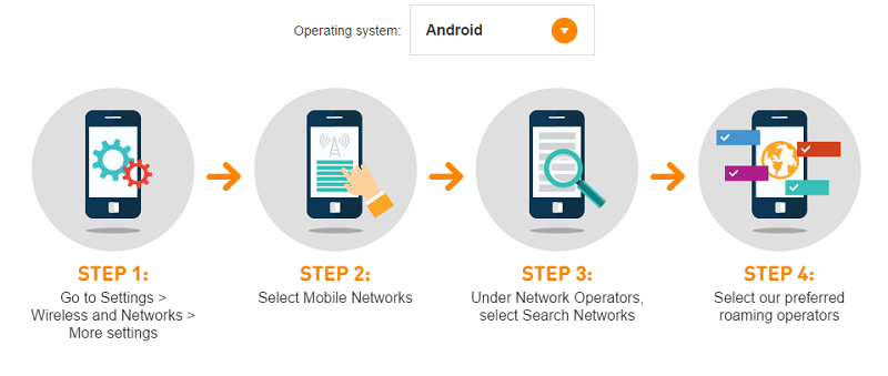 umobile(android)