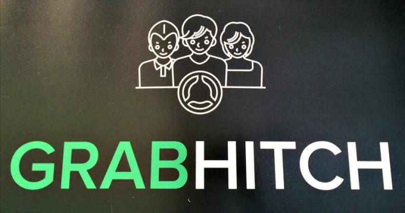 Grab Launches Carpooling App, GrabHitch