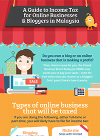 income tax for bloggers