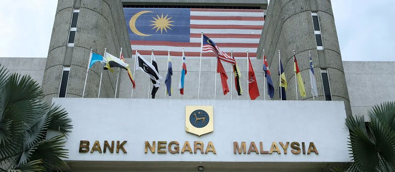 Bank Negara's International Reserves Falls To US$97.2 Billion