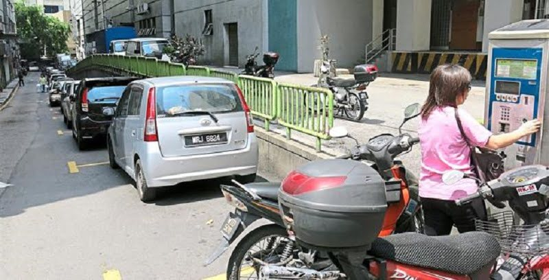 Motorists Face Higher Parking Rates And Maximum Parking of 2 Hours In KL City Centre From July 16