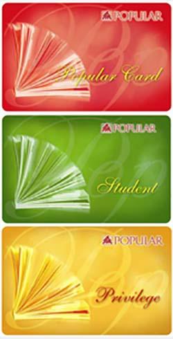 popular card