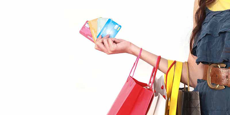 More Women Are Spending With Their Credit Cards