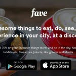 Fave, The Lifestyle Discount App