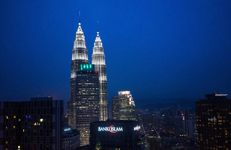 Malaysia's GDP to Grow 3.8% Due To Slower Demand