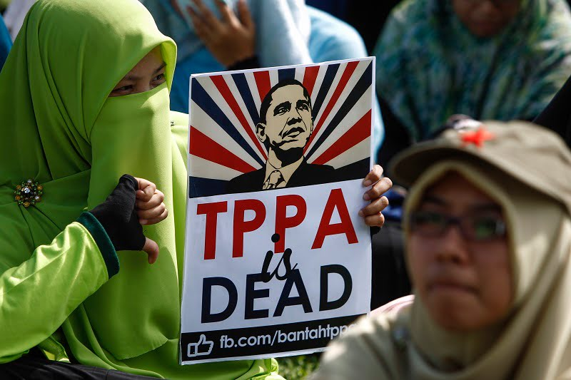 Malaysia Draws Up Contingencies If TPP Falls Apart