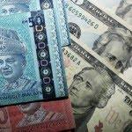 malaysia ringgit usd
