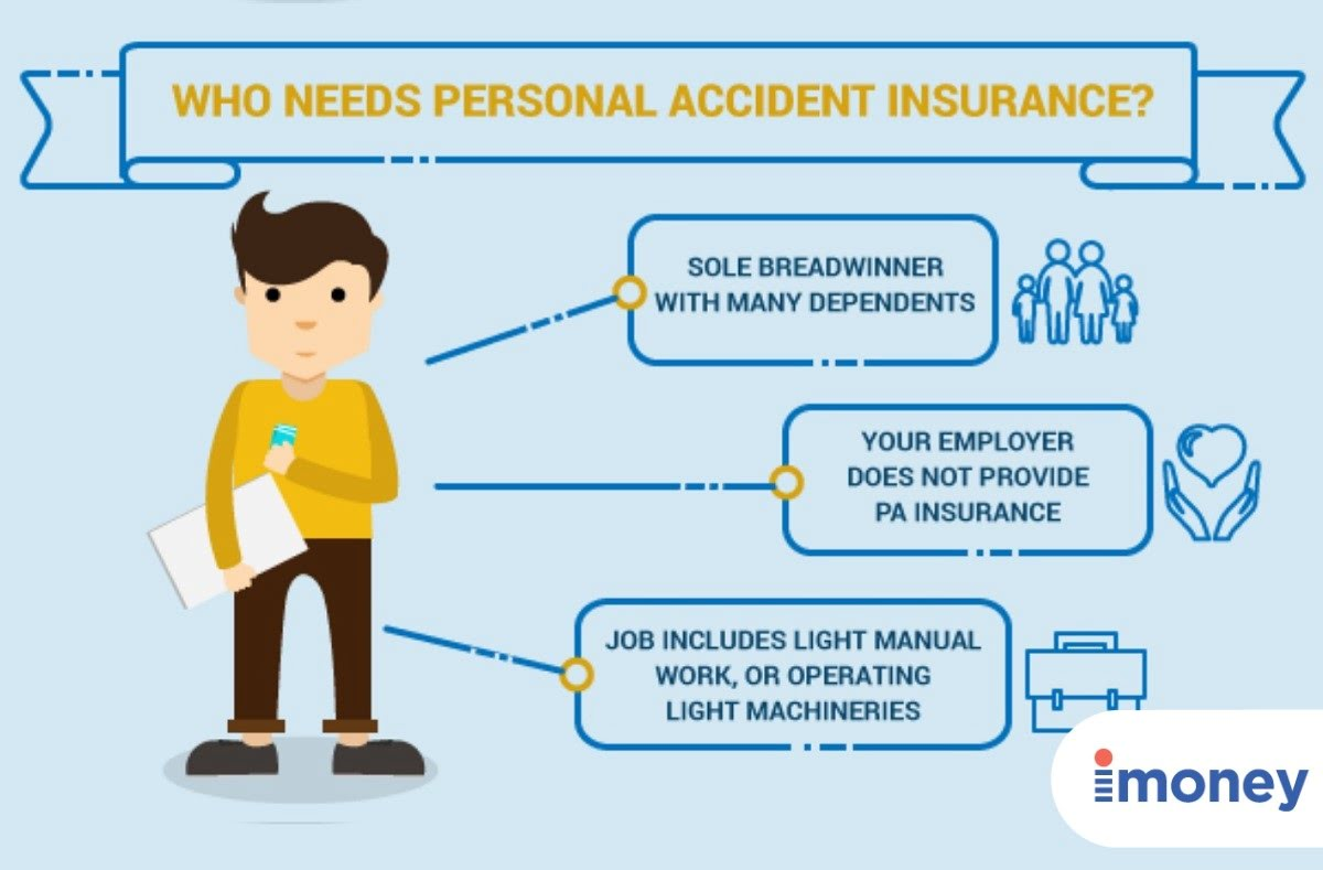 personal accident insurance cover