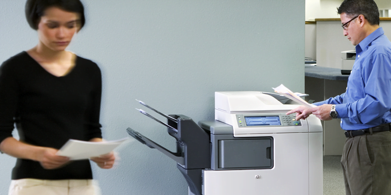 5 Ways You Can Save Cost (And The World) On Your Office Printing