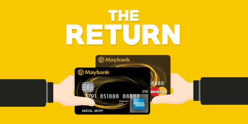 The Return Of The King: Maybank 2 Cards