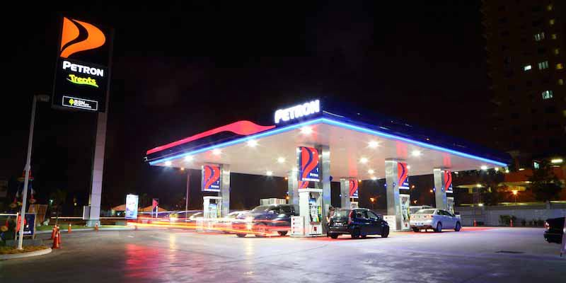 Image result for petrol station
