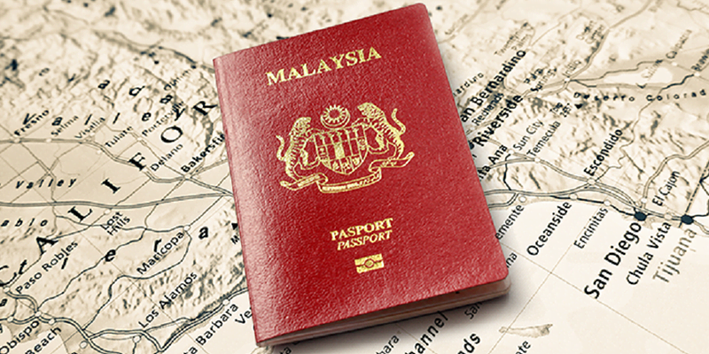 Malaysian Passport Ranks Sixth Globally