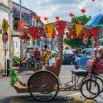 trishaw peddler malaysia