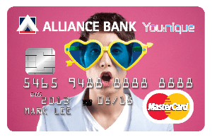 Alliance Bank You:nique Card