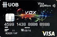 UOB VOX Card