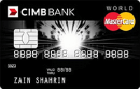 CIMB World MasterCard